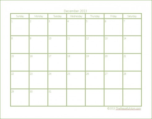 free printable christmas activity planner calendar the peaceful mom