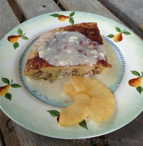 GF Apple Pancake
