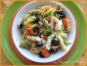 1 Chicken Pasta Salad TPM 600