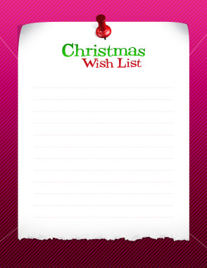 photo credit - My Christmas List