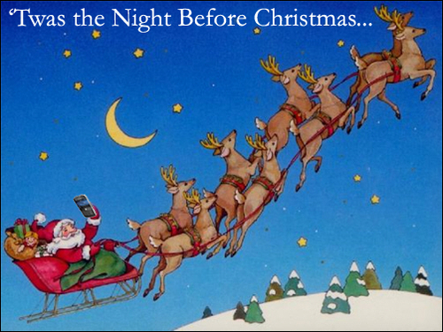 picture relating to Twas the Night Before Christmas Printable Book identify No cost: Do it yourself Evening Prior to Xmas Recording - The Comfortable Mother