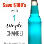 Save $100's With 1 Change!
