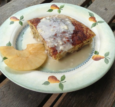 Gluten Free Apple Pancake Recipe