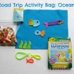 DIY Road Trip Activity Bags