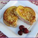 Breakfast: Fontina Monte Cristo Sandwiches
