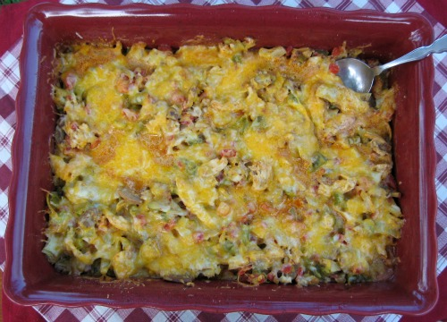 Ranch Chicken Casserole