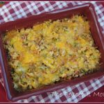 Ranch Chicken Casserole--The Peaceful Mom