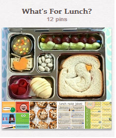 Whats-For-Lunch-Pin-Board
