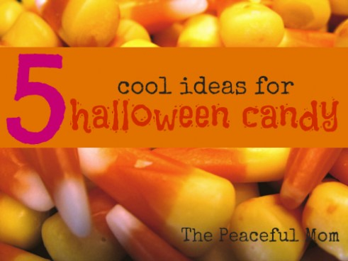 5 Cool Ideas for Halloween Candy