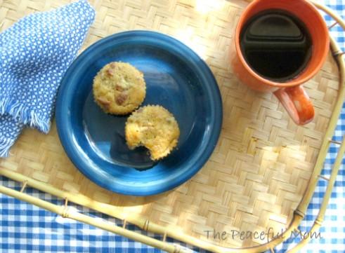 Gluten Free Banana Nut Muffins 2B--The Peaceful Mom