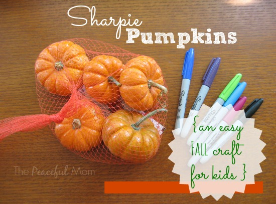 Pumpkin Decorating The Easy Way