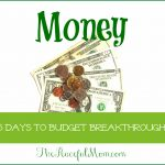 5 Days to Budget Breakthrough