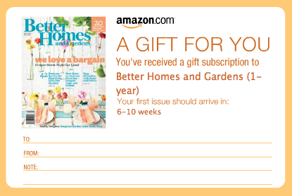 Last chance 5 magazine subscriptions the peaceful mom Gifts for home builders