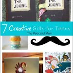 7 Creative Gifts for Teens
