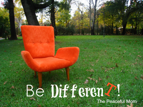 Be-Different-The-Peaceful-Mom