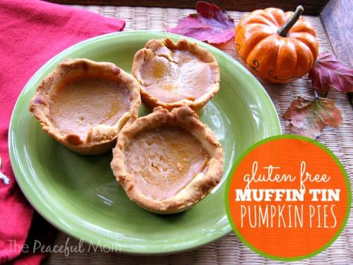 Gluten-Free-Muffin-Tin-Pumpkin-Pies-The-Peaceful-Mom-500x375