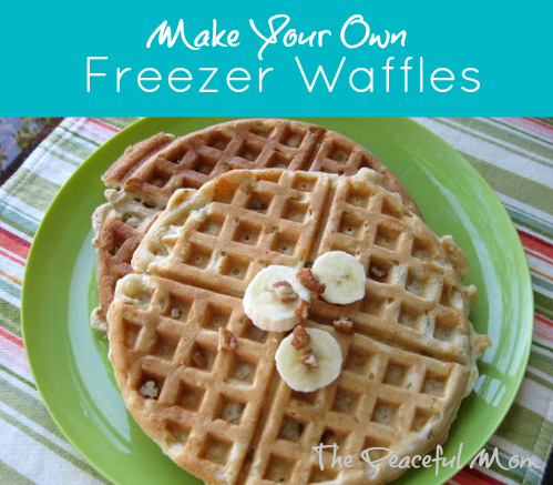 Make-Your-Own-Freezer-Waffles-The-Peaceful-Mom