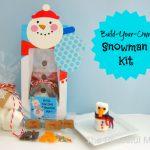 """DIY """"Snowman"""" Kit"""