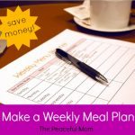Make a Meal Plan