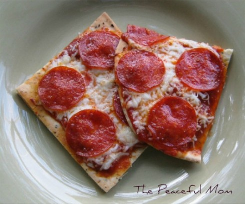 Chebe Pizza--The Peaceful Mom