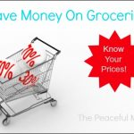 Save Money: Know Your Prices