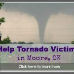 Help Tornado Victims in Moore, OK