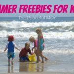 Summer Freebies for Kids