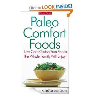 1 11 Paleo Comfort Foods Book