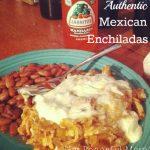 Authentic Enchiladas*