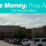 Save Money on Groceries--Price Match--The Peaceful Mom