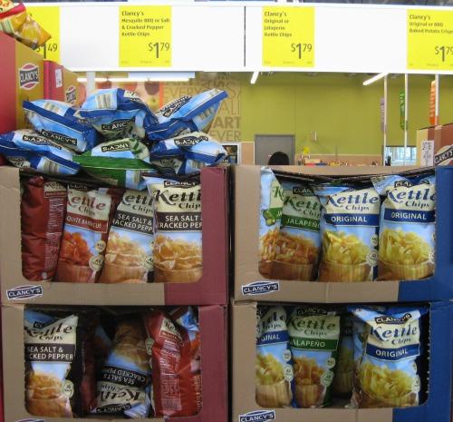 Aldi Kettle Chips