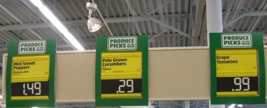 Aldi Produce Prices