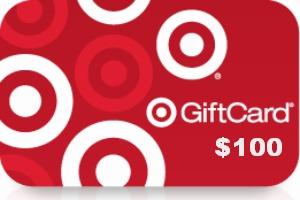 Target $100 Gift Card