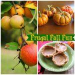 Frugal Fall Fun--The Peaceful Mom-