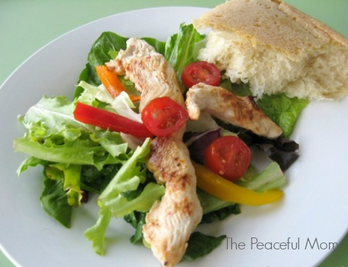 Salad-with-Italian-Chicken-The-Peaceful-Mom