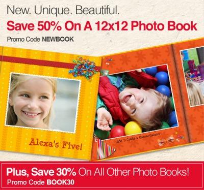 1 11 CVS Photo Book Sale 2013