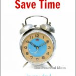 Top 5 Ways to Save Time Every Day