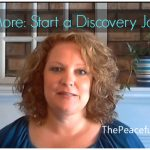 Be More--Start a Discovery Journal--The Peaceful Mom