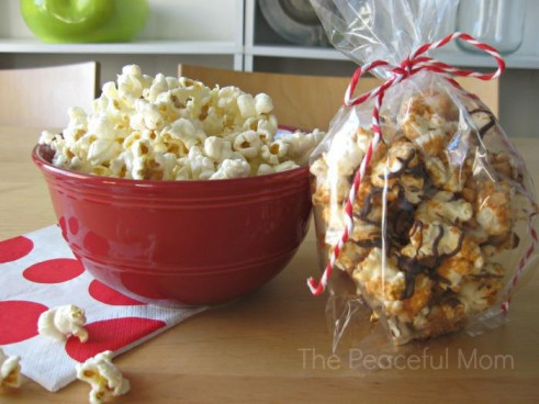 Enjoy Gourmet Popcorn, Stress Free Holidays and 25% Off! - The ...