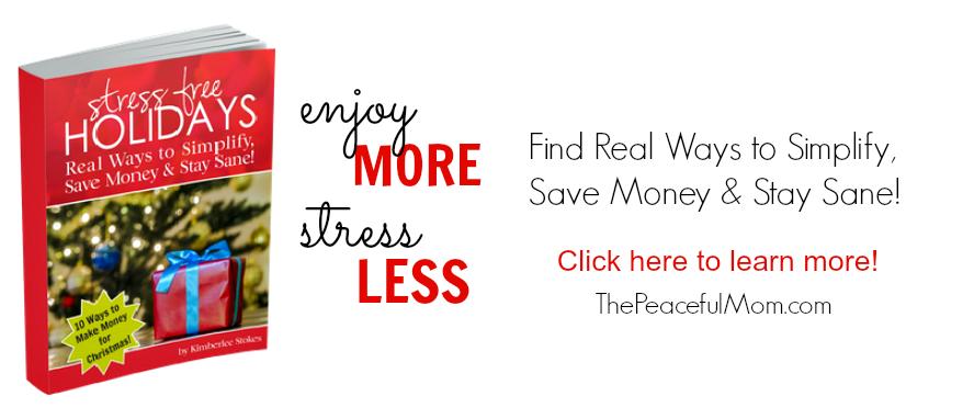 Stress Free Holidays Ad 2 I