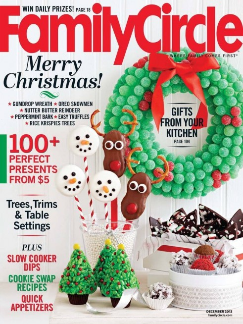 1 11 Family Circle $5 Subscription