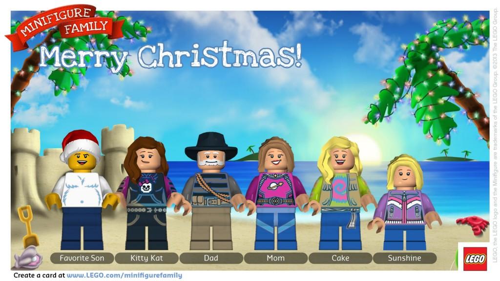 FREE Christmas Fun: Get LEGO Minifig-ed! - The Peaceful Mom