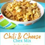 Chili & Cheese Chex Mix*
