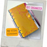 Get Organized - my 2014 planner - The Peaceful Mom