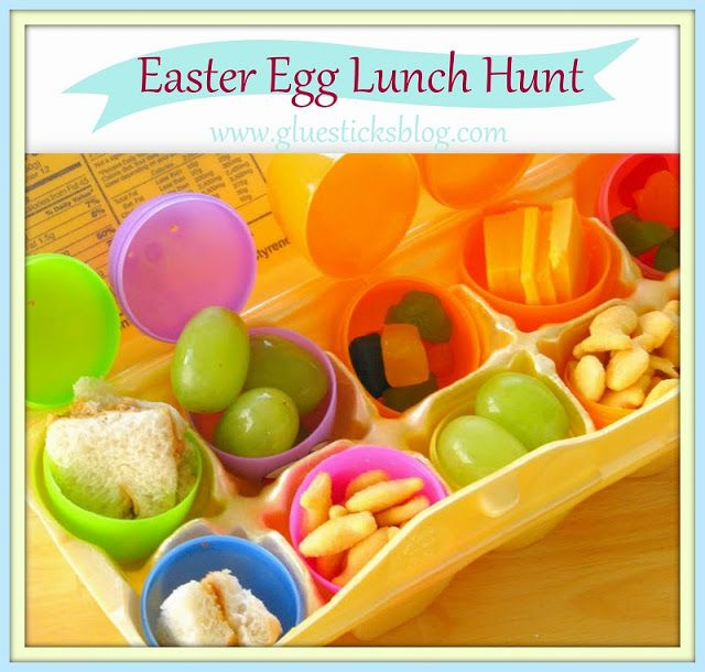Easter Egg Lunch Hunt