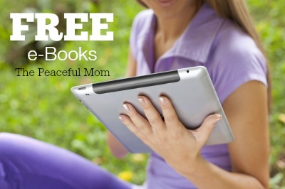 Free Kindle Books - The Peaceful Mom