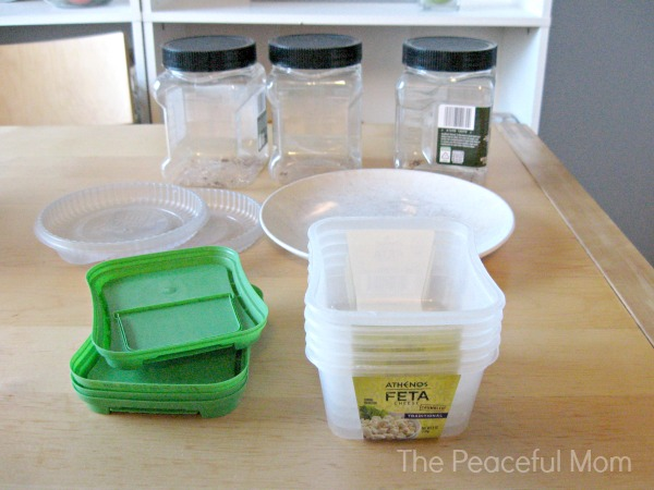Spring Clean Throw Away Items - The Peaceful Mom