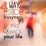 Take Your Life Back!