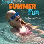 Frugal Summer Fun - The Peaceful Mom