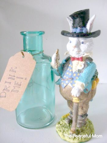 March Hare Figurine - The Peaceful Mom